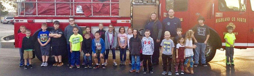 2016 Fire Safety Poster Contest Winners