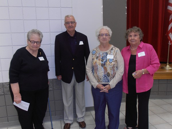 Class of 1957 (60th year)