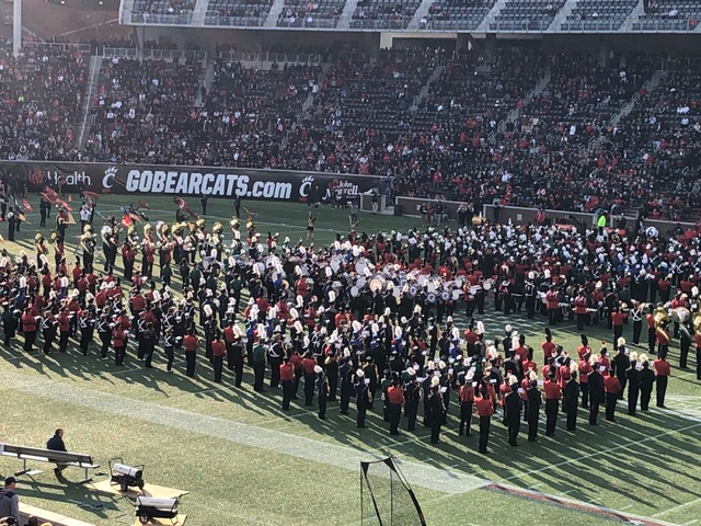 UC Band Day